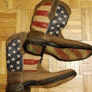Durango Boots Size 9
